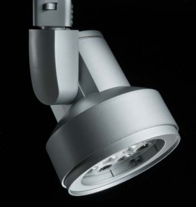 Silver Juno Cylindra T251LED Series LED Spot