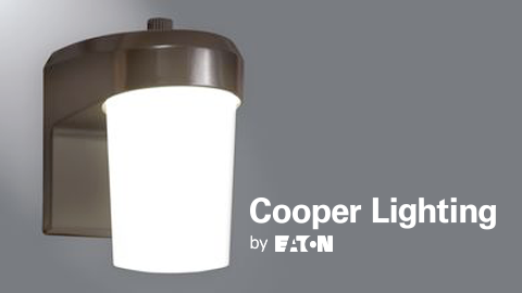 Cooper Lighting All-Pro LED Area Light