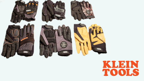 KleinTools-Journeyman-Glove-Group