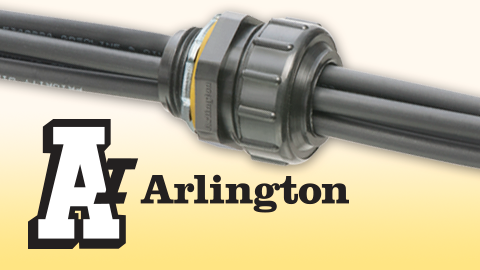 NEW from Arlington Solar Photovoltaic Connectors