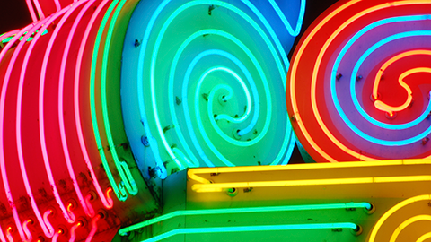 Neon Signs and Lighting, Part 5