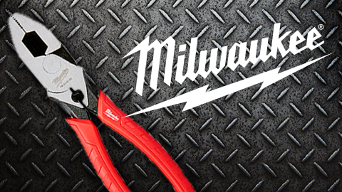 Milwaukee-Pliers