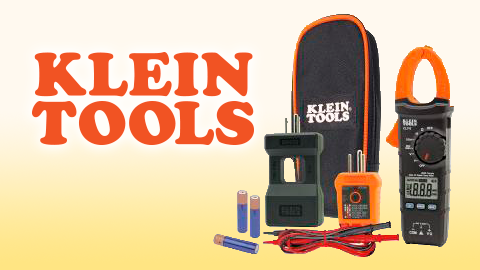Klein Tools New Electrical Maintenance and Test Kit