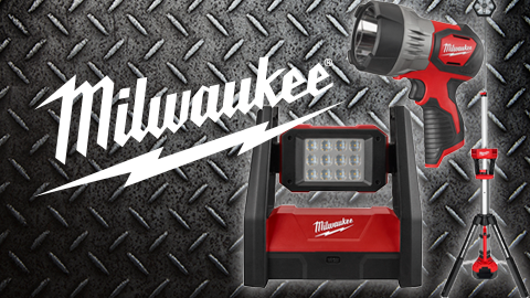 Milwaukee® Introduces Three New Lighting Solutions to the TRUEVIEW™ Family