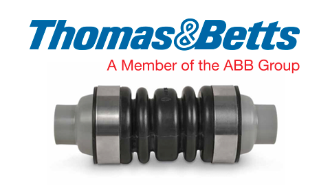 T&B® Fittings Non-Metallic Expansion/Deflection Coupling Now Compatible with Fiberglass Raceway