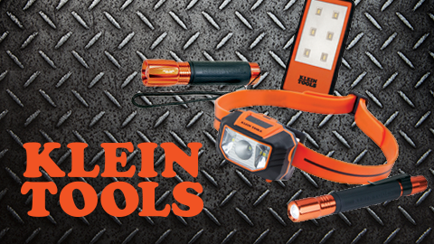 Klein® Tools Introduces New Illumination Line