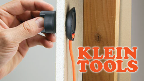 Low Voltage Magnetic Wire Pulling System from Klein® Tools