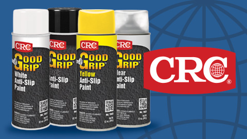 CRC's Good Grip® Anti-Slip Paint