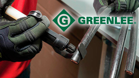 Greenlee's New G2090 Adjustable Cable Stripping Tool