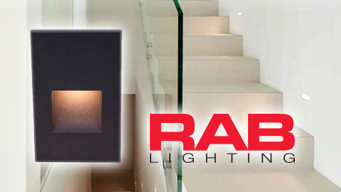 New FSLED™ Steplights from RAB® Lighting