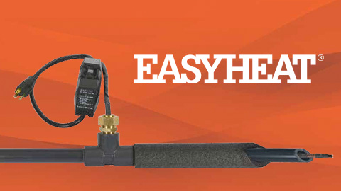 EasyHeat's New In-Pipe Freeze Protection System