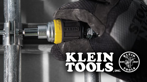 6-in-1 Ratcheting Stubby Screwdriver from Klein® Tools