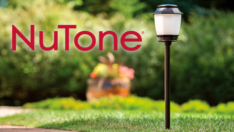 Introducing the NuTone Haven™ Backyard Lighting & Mosquito Repellent System