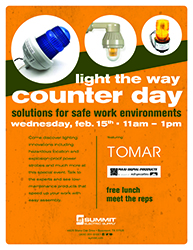 Light the Way Counter Day