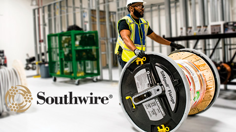 Introducing Southwire's SIMpull™ Flange