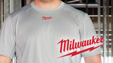 New Lightweight WORKSKIN™ Performance Shirts from Milwaukee®
