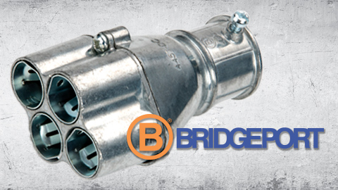 Mighty-Merge® Transition Fittings from Bridgeport