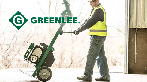 New G6 Turbo™ 6000 LB Cable Puller from Greenlee®