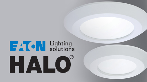 The Halo Surface LED Downlight
