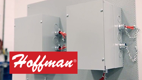 New Pull Box Extenders from Hoffman®