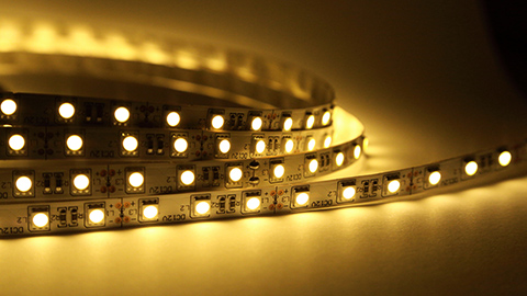 LED Strip Lighting Projects