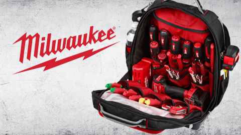 Milwaukee® Introduces Ultimate and Low-Profile Backpacks